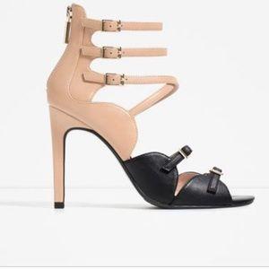 Vici Zara Color block Women Heels
